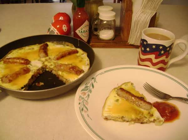 Wagon Wheel Omelet Recipe