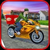 Moto Pizza Delivery Boy 3D APK download