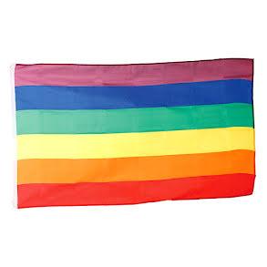 Flagga, pride 60x90cm