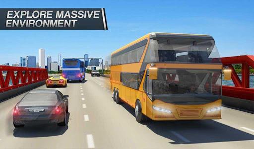 Coach Bus Simulator - City Bus Driving School Test 1.7 screenshots 17