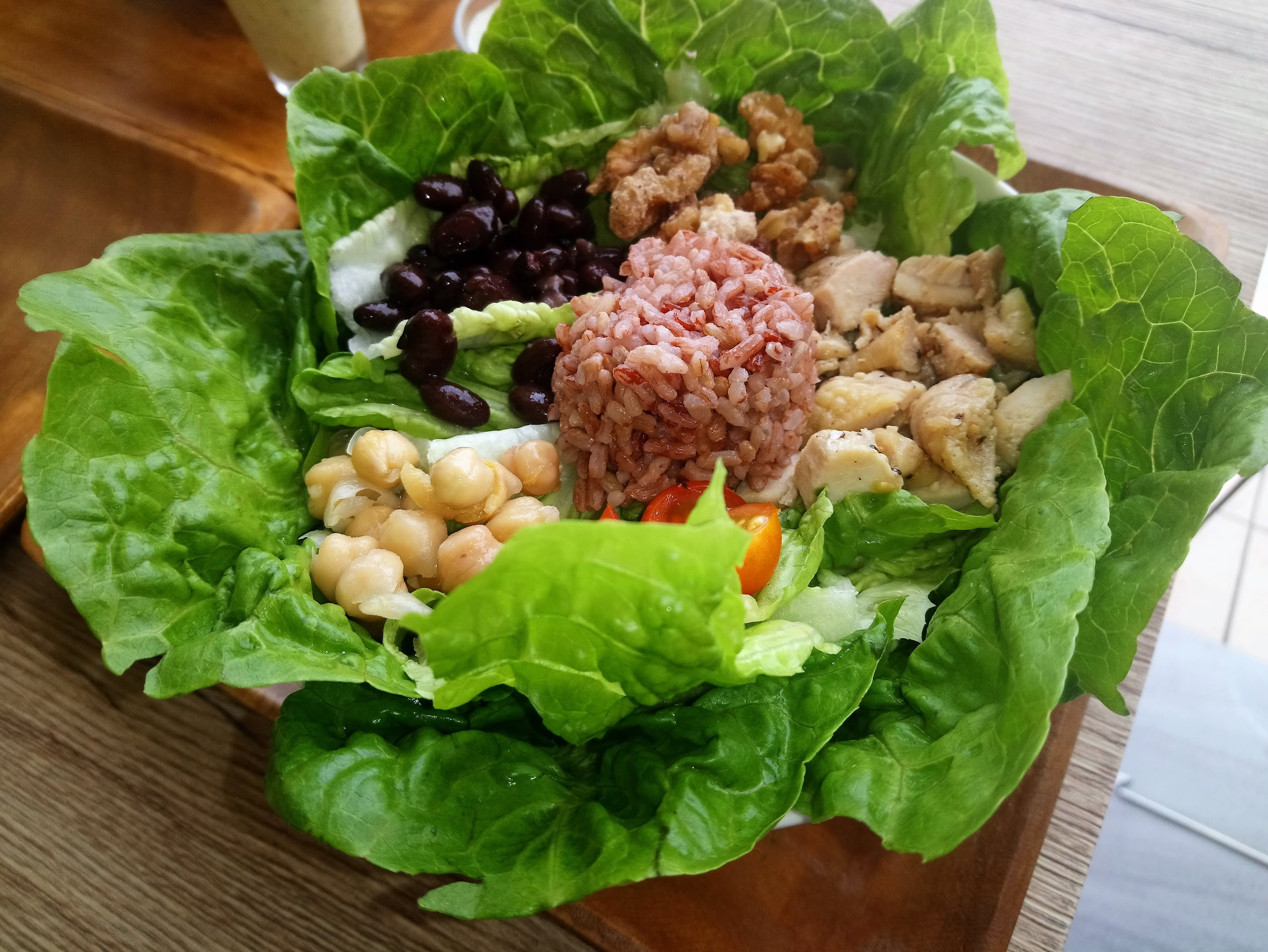 Power Grain Salad
