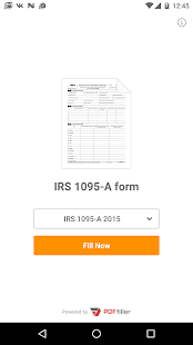 IRS 1095-A form- screenshot thumbnail