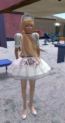 Becky, Trainee Maid of AYA