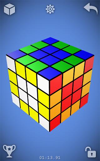Magic Cube Puzzle 3D 1.16.4 screenshots 17