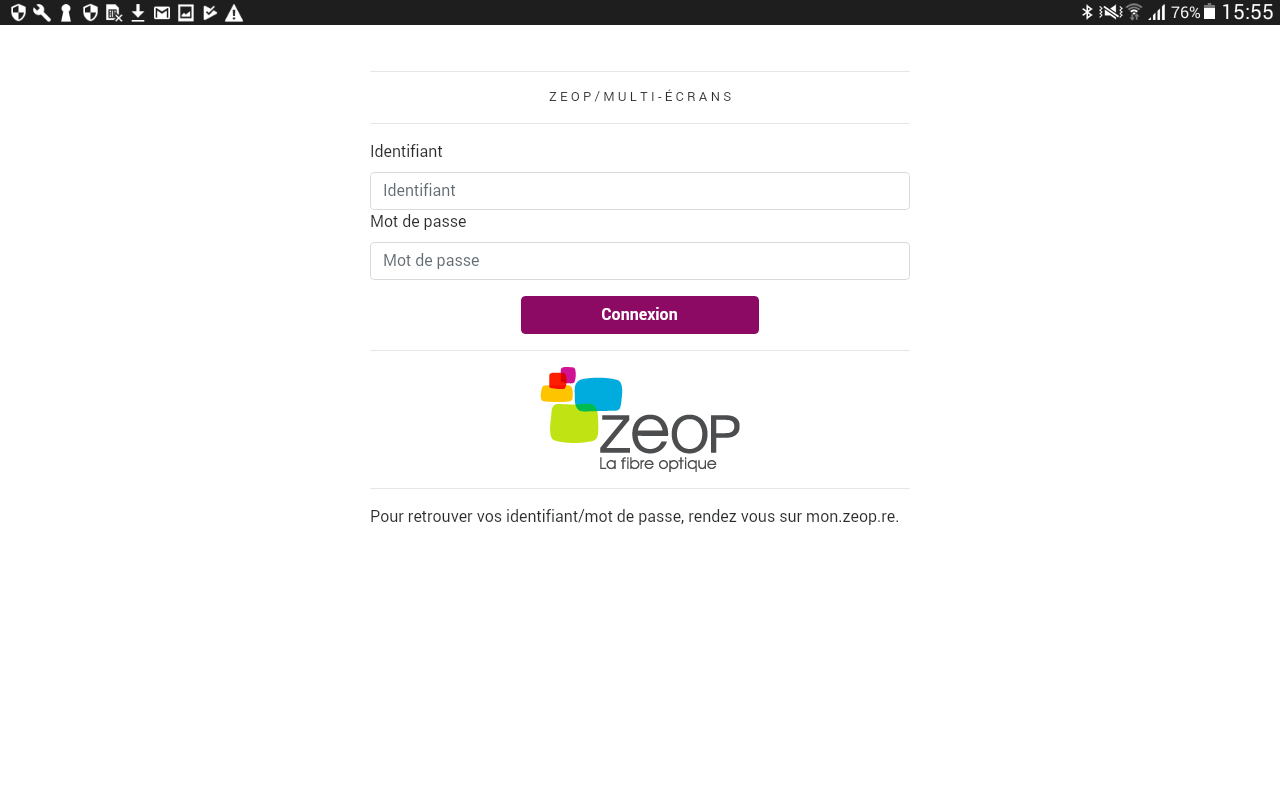 ZeopTV- screenshot