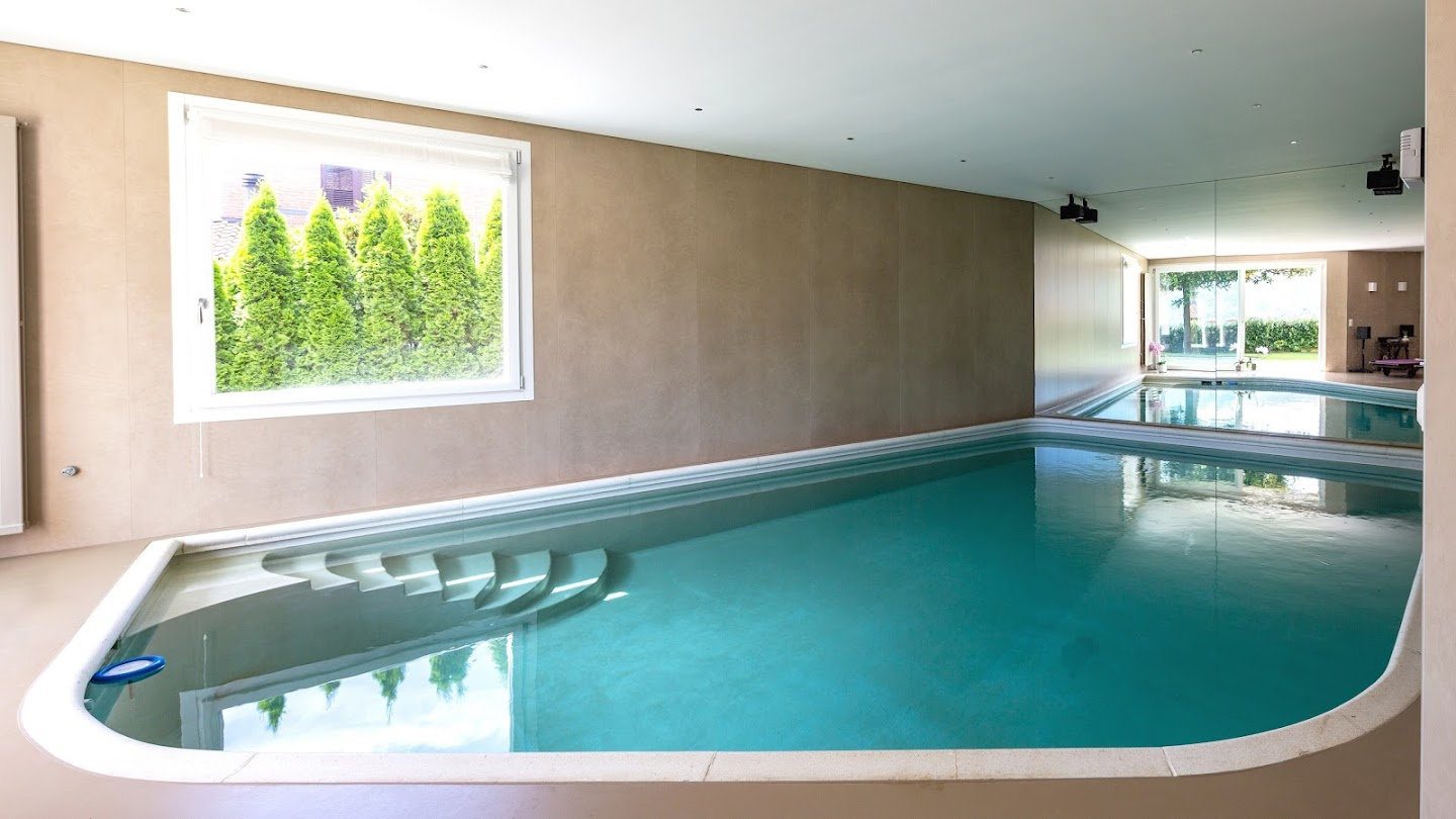 Pool in My House