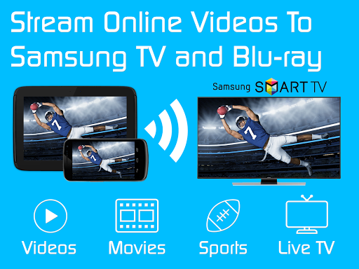 Video & TV Cast | Samsung TV - HD Movie Streaming 2.25 screenshots 9