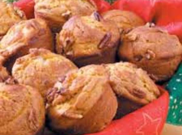 Pumpkin Maple Biscuits Recipe