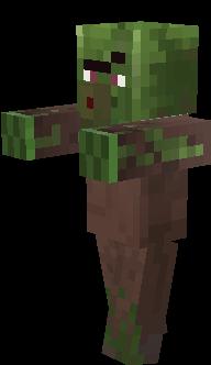Zombie Villager Butcher Nova Skin