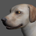 Labrador Pose Tool 3D Icon