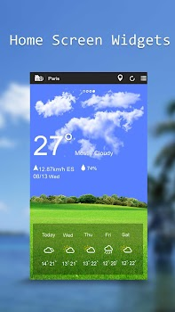Weather and Widgets