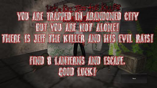 Let's Kill Jeff The Killer Ch3