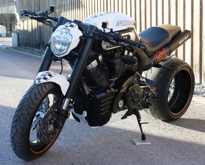 Yamaha MT 01 SP by RF Biketech