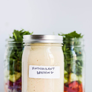 Antioxidant Salad Dressing