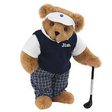 Photo: Golfer Bear