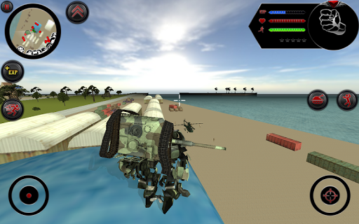 Urban War Robot Tank 1.0 2