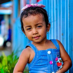 my child by Taufik T KamaMoto - Babies & Children Child Portraits