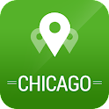 Chicago Travel Guide & Maps icon