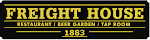 Logo for The Freight House