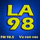 LA 98 FM 98.5 icon