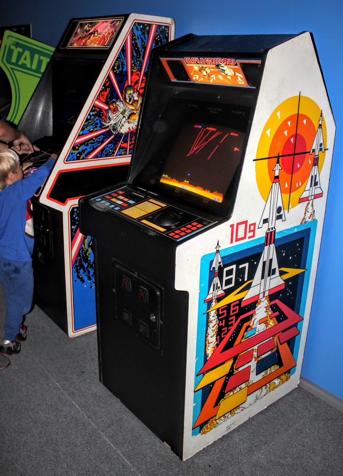 Missile Command 1980