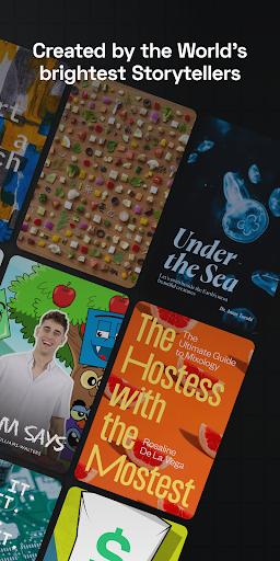 Graphy: Interactive Stories & Books 20.08.06 screenshots 6