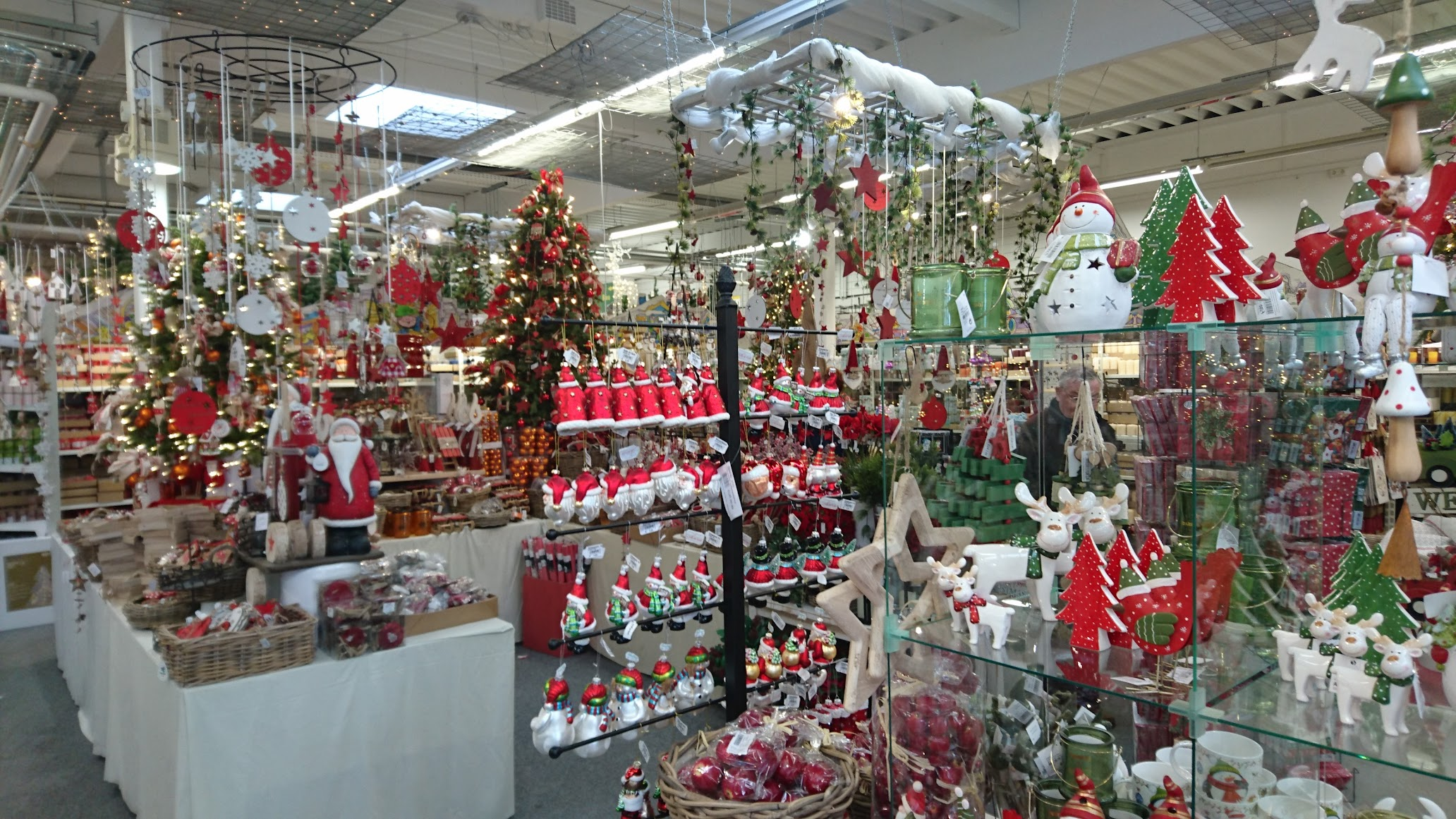 Gartencenter Lenders Mönchengladbach Weihnachten Advent