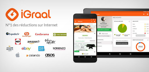 Igraal Codes Promo Cashback Applications Sur Google Play