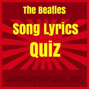The Beatles Song Lyrics Quiz- screenshot thumbnail