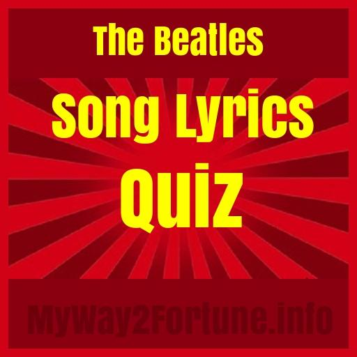 The Beatles Song Lyrics Quiz- screenshot