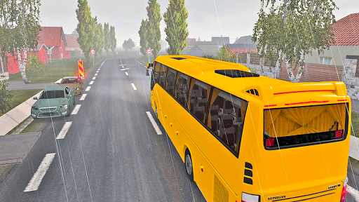 Luxury Tourist City Bus Driver ud83dude8c modavailable screenshots 3