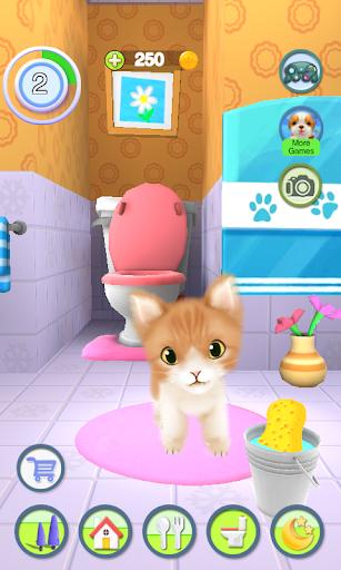 Talking Cat apkpoly screenshots 5