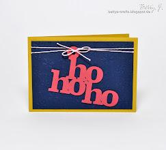 Photo: http://bettys-crafts.blogspot.de/2013/11/hohoho.html