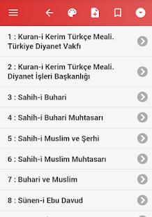 Kuran,Buhari,Muslim,Davud,Nesai,Muvatta,Tirmizi - náhled