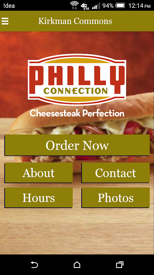 Philly Connection- screenshot