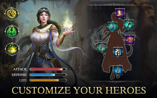 War and Magic: Kingdom Reborn 1.1.124.106368 screenshots 5