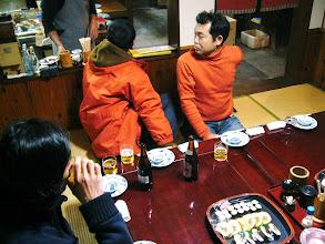 """Photo: 今日は、""""田上グループ""""の忘年会にお誘い頂いた! とてつもなく、ビックリしたことがある。 ・・・18:00に店に到着!19:00開始にもかかわらず、普通に飲みだした!食いだした! ・・・はあー?"""