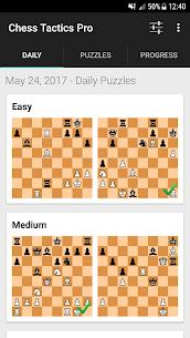 Chess Tactics Pro (Puzzles) 2