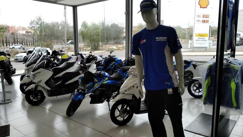 Indalmar Motor, concesionario oficial Suzuki.