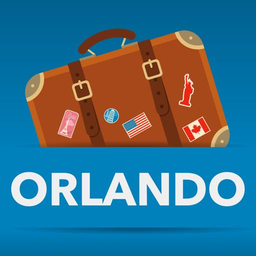 Orlando offline map