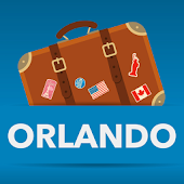 Orlando offline map