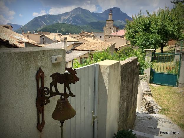 Кастеллан (Castellane), Прованс, Франция