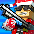 Cops N Robbers - 3D Pixel Craft Gun Shooting Games apk