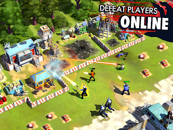 Zombie Anarchy: Survival Strategy Game APK screenshot thumbnail 9