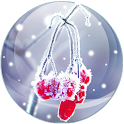 Winter charm parallax live wallpaper icon