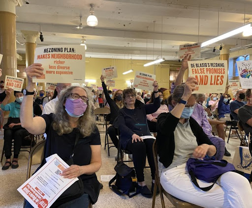 Manhattan Community Board Votes to Reject SoHo-NoHo Rezoning