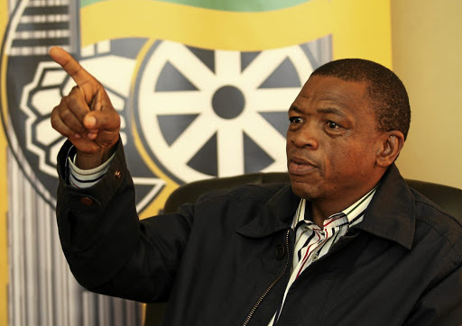 Tough call: North West Premier Supra Mahumapelo's future is in the hands of the ANC's national executive committee, but factionalism is making resolution difficult. Picture: SUPPLIED