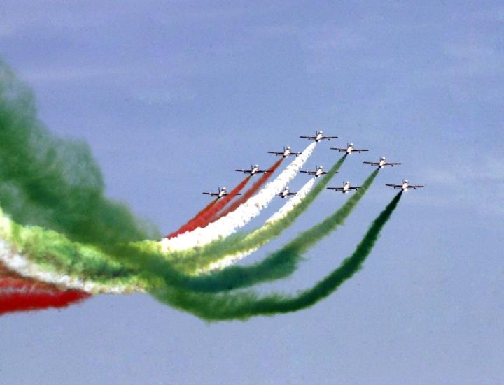 Orgoglio italiano di Zago