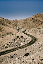 Photo: Gata Loops, Manali-Leh Highway, Ladakh, Indian Himalayas