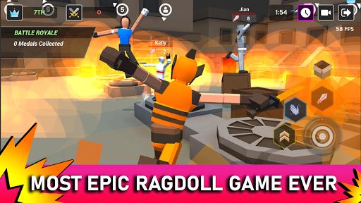 SmashGrounds.io: Ragdoll Epic Gang Of Beast Battle 0.016b screenshots 2